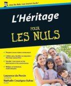 L'Héritage Pour les Nuls (ebook)