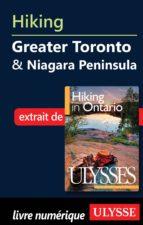 Hiking Greater Toronto & Niagara Peninsula (ebook)