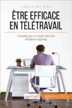 Comment être efficace en télétravail ?  (ebook)