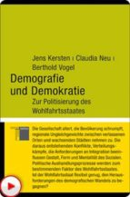 Demografie und Demokratie (ebook)