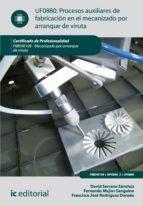 Procesos auxiliares de fabricación en el mecanizado por arranque de viruta. FMEH0109 (ebook)