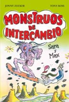 Monstruos de intercambio. Sara y Max (ebook)