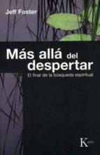 Más allá del despertar (ebook)