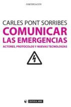 Comunicar las emergencias (ebook)
