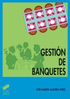 Gestión de banquetes (ebook)