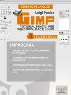 GIMP. Tutorial pratici per Windows, Mac e Linux. Livello 1 (ebook)