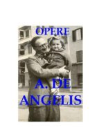 Opere di Augusto de Angelis (ebook)