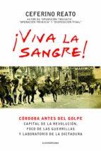 ¡Viva la sangre! (ebook)