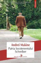 Patria locotenentului Schreiber (ebook)