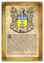Apellido Bonet (Mallorca) / Origen, Historia y Heráldica de los linajes y apellidos españoles e hispanoamericanos