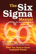The Six Sigma Manual for Small and Medium Businesses (ebook)