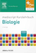 mediscript Kurzlehrbuch Biologie (ebook)