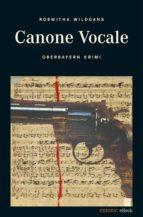 Canone Vocale (ebook)