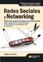 Redes sociales y networking (ebook)