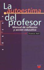La autoestima del profesor (eBook-ePub) (ebook)