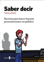 Saber decir (ebook)