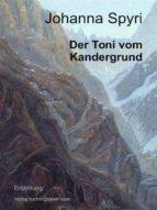 Der Toni von Kandergrund (ebook)