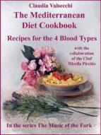 The Mediterranean Diet Cookbook (ebook)