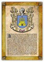 Apellido Cugat / Origen, Historia y Heráldica de los linajes y apellidos españoles e hispanoamericanos