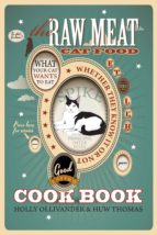 The Raw Meat Cat Food Cookbook (ebook)