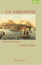 La Sardaigne (ebook)