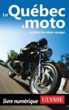 Le Québec à moto (ebook)
