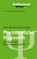 Psychologische Diagnostik (ebook)