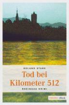 Tod bei Kilometer 512 (ebook)