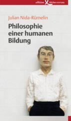 Philosophie einer humanen Bildung (ebook)