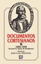 Documentos cortesianos II (ebook)