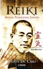 Reiki sistema tradicional japonés (ebook)