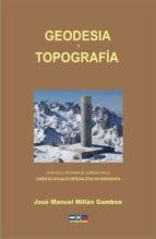 Geodesia y topografía (ebook)
