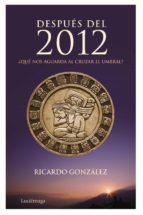 Después del 2012 (ebook)