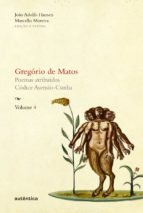 Gregório de Matos - Volume 4 (ebook)