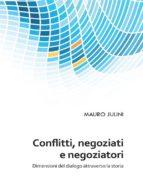 Confliti, negoziati e negoziatori (ebook)