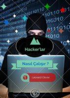Hacker'lar Nasıl Çalışır ? (ebook)