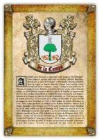Apellido de la Campa / Origen, Historia y Heráldica de los linajes y apellidos españoles e hispanoamericanos