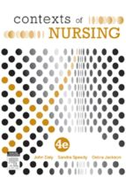 Contexts of Nursing (ebook)