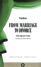 From Marriage to Divorce: Four One-Act Plays (ebook)