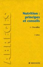 Nutrition : principes et conseils (ebook)