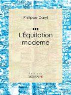 L'Équitation moderne (ebook)