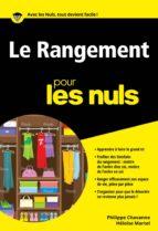 Le rangement pour les Nuls poche (ebook)