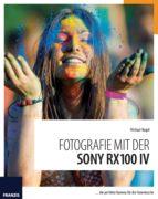Fotografie mit der Sony RX100 IV (ebook)