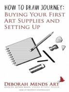 Buying Your First Art Supplies and Setting Up (ebook)