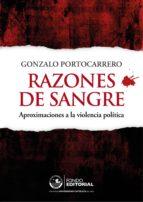 Razones de sangre (ebook)