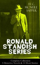 RONALD STANDISH SERIES - Complete Collection: 5 Detective Novels & 14 Short Stories (ebook)