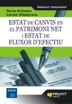 Estats de canvis en el patrimoni net i estat de fluxos d'efectiu (ebook)