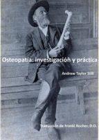 Osteopatía: investigación y práctica