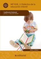 Didáctica de la Educación Infantil. SSC322_3 (ebook)