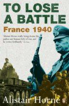 To Lose a Battle (ebook)